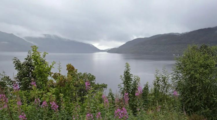Three people died in the water near Pulpit Rock at Loch Lomond. (PA)