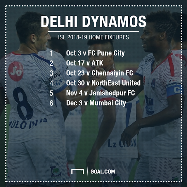 Fans can buy tickets for Delhi Dynamos' home games for as low as ₹49 in ISL season 5....