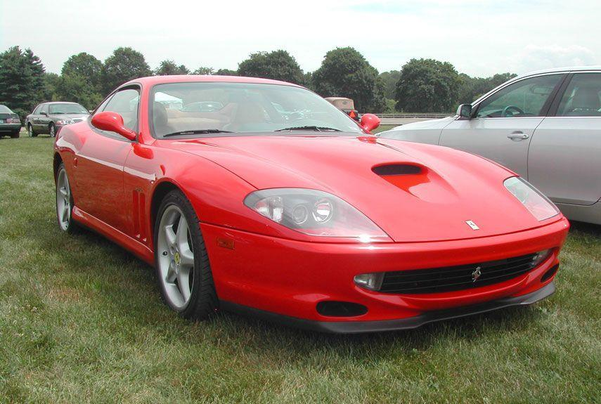 <p>The front-engined grand-touring Ferrari came into its own with the 550 Maranello. The updated 575 M Maranello that followed only improved this formula further.</p>