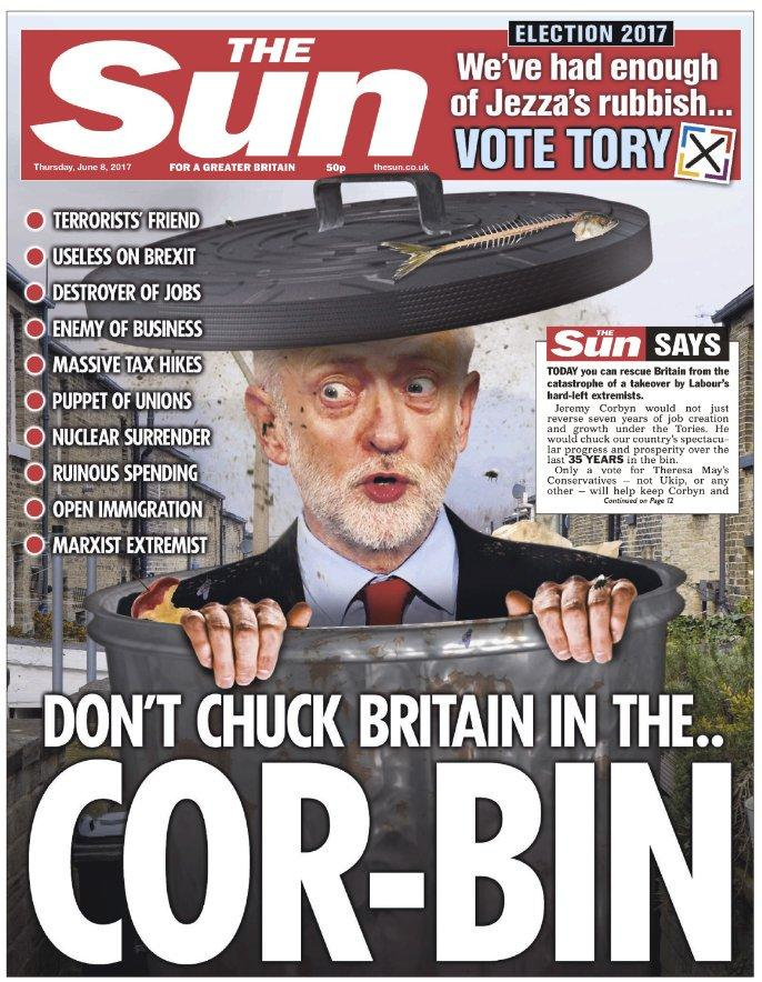 "<p>The Sun's pre-election plea to readers to not vote for Jeremy Corbyn caused a dramatic divide in the media – but not for the reasons you might expect.<br />Supporters of Labour leader Jeremy Corbyn bought up copies of The Sun – not to read, but to set alight.<br />Scottish author John Niven supported burning the paper, but others including radio presenter Julia-Hartley Brewer were deeply critical.<br />Jane Merrick, co-editor of The Spoon summarised the opposition to the burnings, saying: ""Burning newspapers is deeply sinister"". </p>"