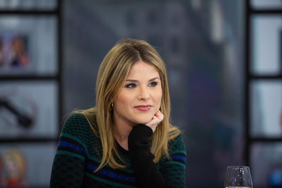 Jenna Bush Hager has a more complicated history with the U.S. Capitol than most. (Photo: Nathan Congleton/NBCU Photo Bank/NBCUniversal via Getty Images)