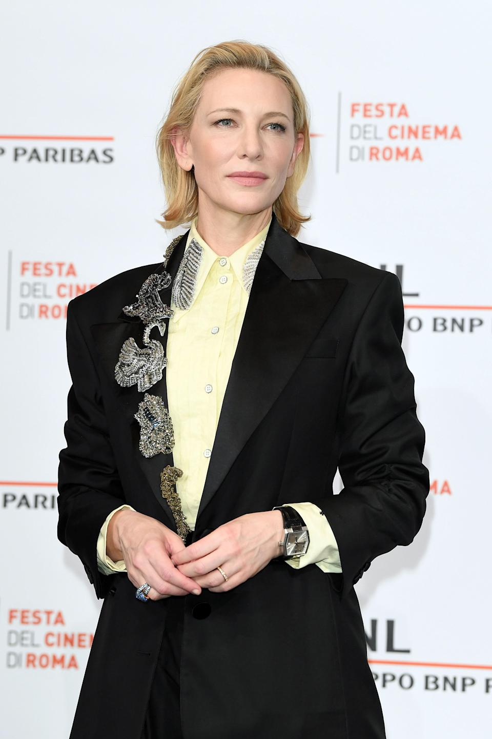 """<h1 class=""""title"""">""""The House With A Clock In Its Walls"""" Photocall - 13th Rome Film Fest</h1><cite class=""""credit"""">Photo: Getty Images</cite>"""