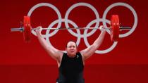 FILE PHOTO: Weightlifting - Women's +87kg - Group A