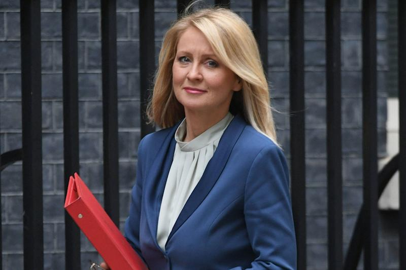 Boris Johnson receives another boost in leadership bid with backing from former rival Esther McVey