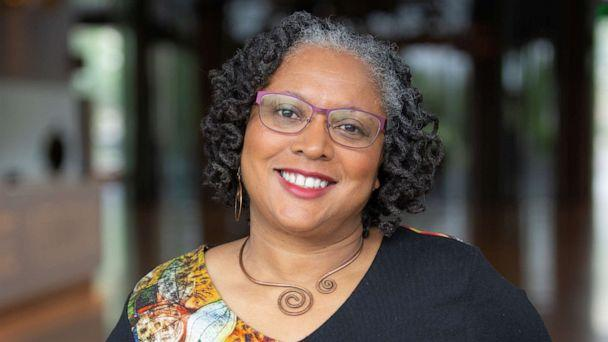 PHOTO: Kelly Navies, an oral historian with the National Museum of African American History and Culture. (Courtesy of Kelly Navies)