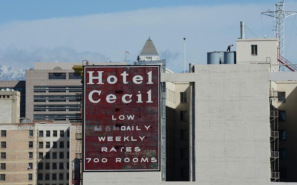 Haunted: Hotel Cecil - AFP