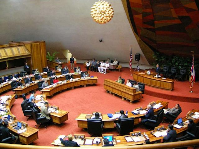 Hawaii state legislature
