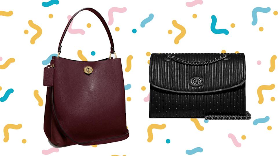 This Coach bags sale is one for the books.