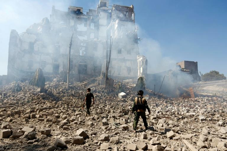 Fighting in Yemen since 2015 has killed tens of thousands of people most of them civilians in what the UN calls the world's worst humanitarian crisis