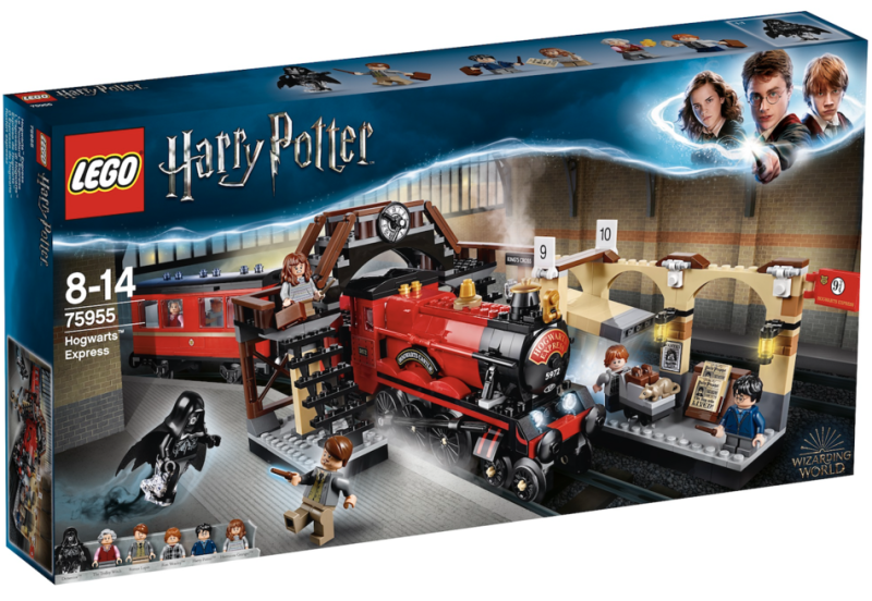 Get your kids (but also secretly you) to build and step aboard the LEGO Harry Potter Hogwarts Express from King's Cross. The set comes with mini figures of Harry, Hermione and Ron - it's basically every wizard fan's dream.Price: £75Ages: 8+Click here to buy.