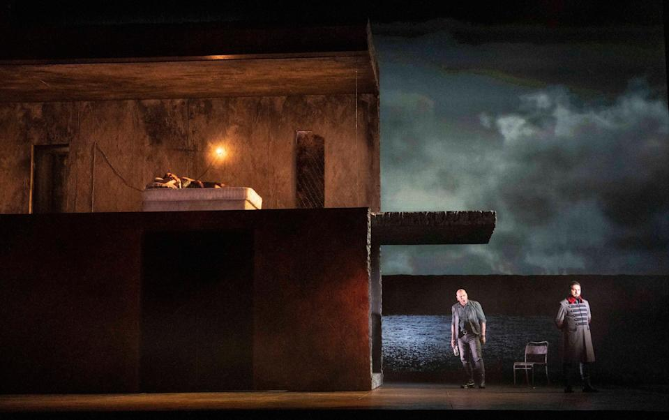 Oliver Mears's new staging of Rigoletto for the Royal Opera - Alastair Muir