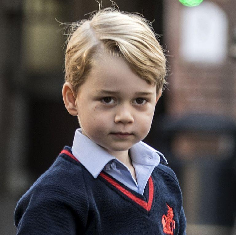 """<p>We don't know for sure what Prince George's first words are, but his father hinted about it way back in 2014. During the royal tour of Australia, Prince William made a speech and mentioned his first-born.</p><p>""""I don't think I could finish these brief words to you without mentioning one other family member, George, who is now busy forging his own link with Australia,"""" he said.</p><p>""""Catherine and I were very grateful for the many kind messages and gifts from across the country that we received when George was born.</p><p>""""I suspect George's first word might be 'Bilby' – only because 'Koala' is harder to say.""""</p>"""