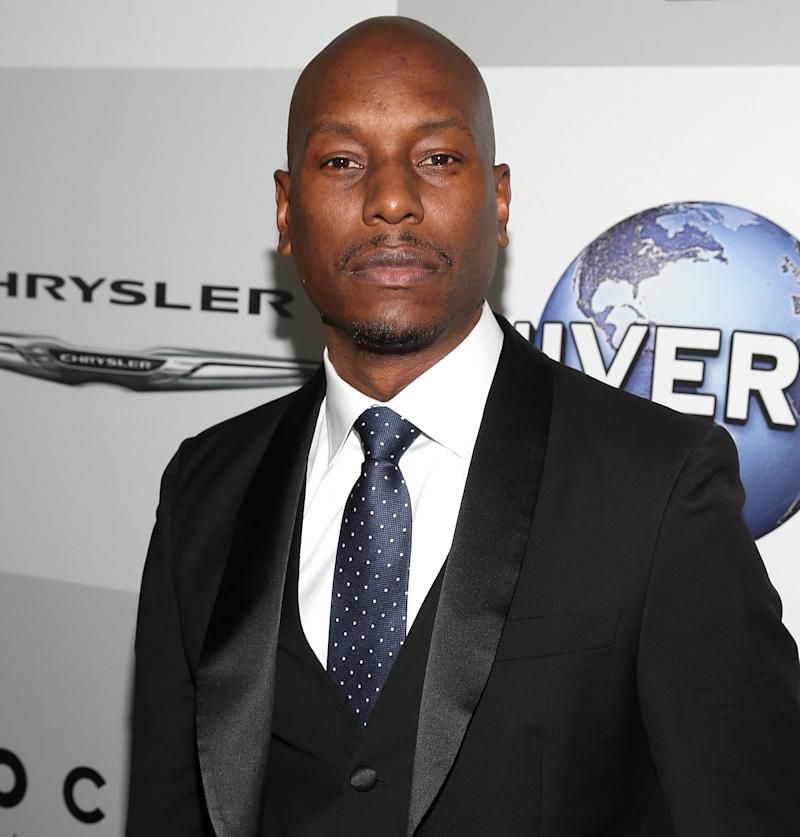 Tyrese Gibson Asking for Primary Custody of Daughter So She Can Move in with Him in Atlanta