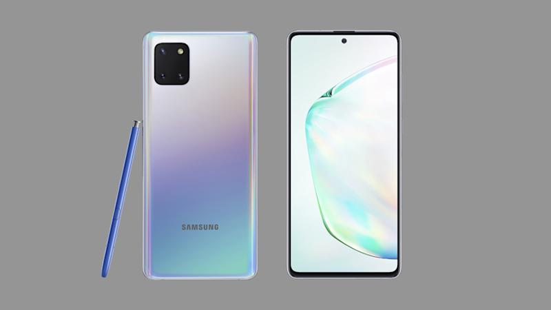 Samsung Galaxy Note10 Lite is now on sale at a starting price of Rs 38,999