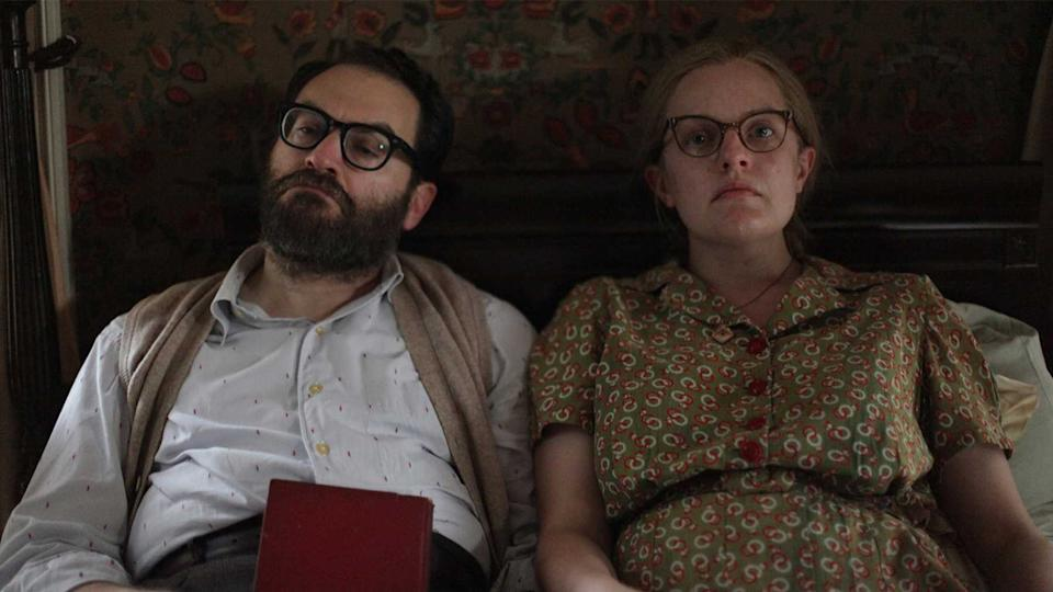 Stanley (Michael Stuhlbarg) is a master manipulator, discreet in his infidelities and in his feelings of jealousy towards Shirley (Elisabeth Moss)Curzon Artificial Eye