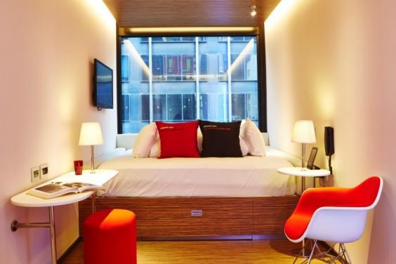 Enjoy panoramic city views from citizenM's rooftop lounge and bar (Adrian Gaut/citizenM)