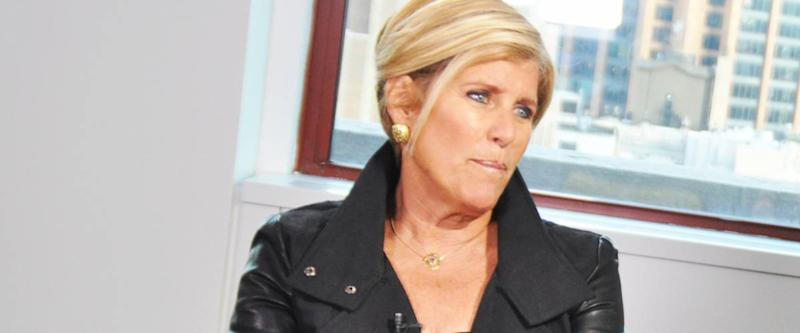 Suze Orman in LinkedIn Influencer Interview 2014