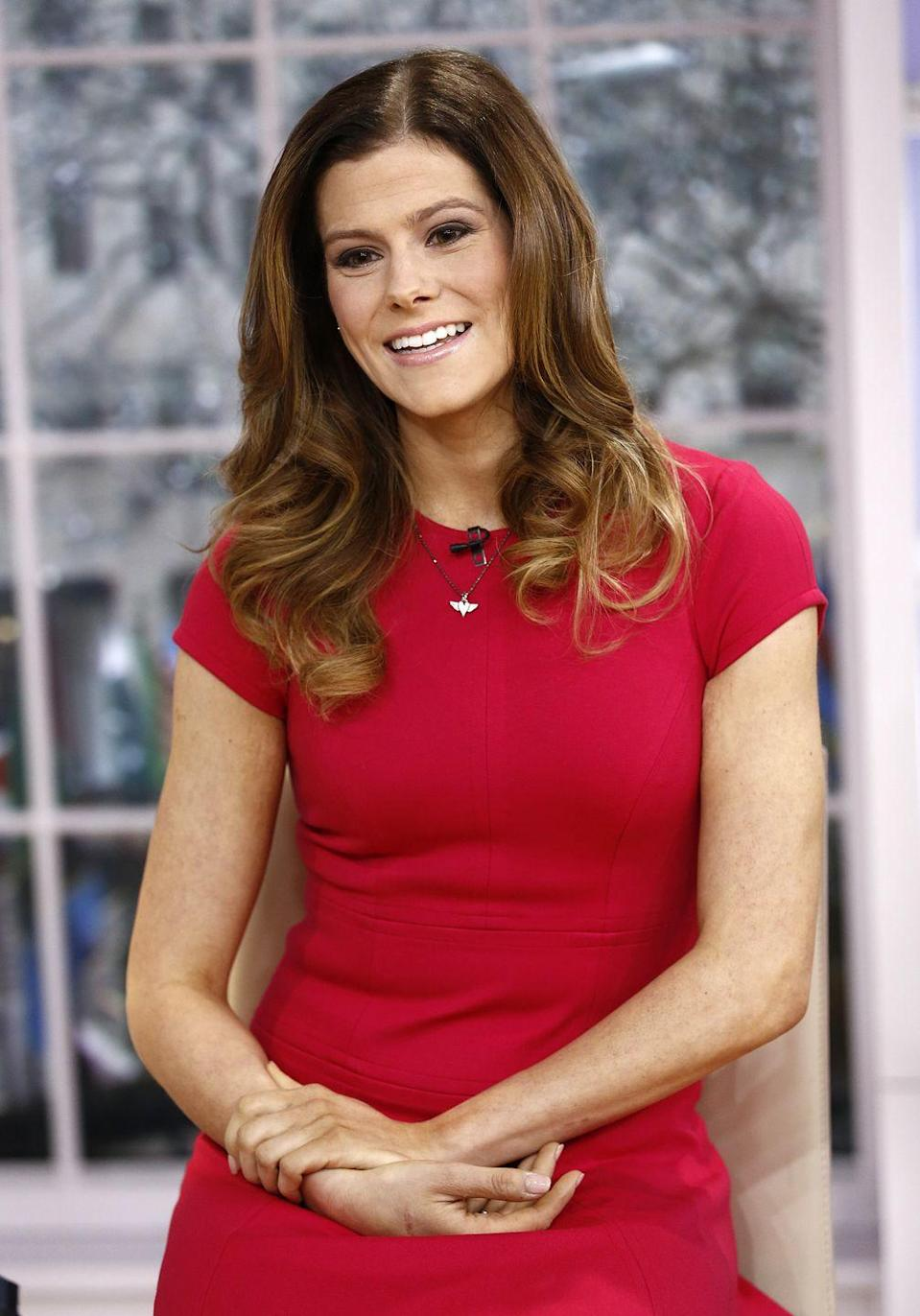 """<p>Fans were shocked when Rachel revealed at the finale that she was just 105 pounds. She had lost 60 percent of her body weight, and people were concerned it was too much. Rachel later said she lost the weight by eating 1,600 calories a day and working out. """"I'm extremely proud of the way I lost the weight,"""" she said during a media conference call, per the <a href=""""https://www.latimes.com/entertainment/tv/showtracker/la-et-st-biggest-loser-winner-rachel-frederickson-20140205-story.html"""" rel=""""nofollow noopener"""" target=""""_blank"""" data-ylk=""""slk:Los Angeles Times"""" class=""""link rapid-noclick-resp""""><em>Los Angeles Times</em></a>.</p>"""