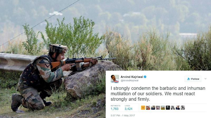 Govt Must Hold Pak to Account: Politicos on Mutilation of Soldiers