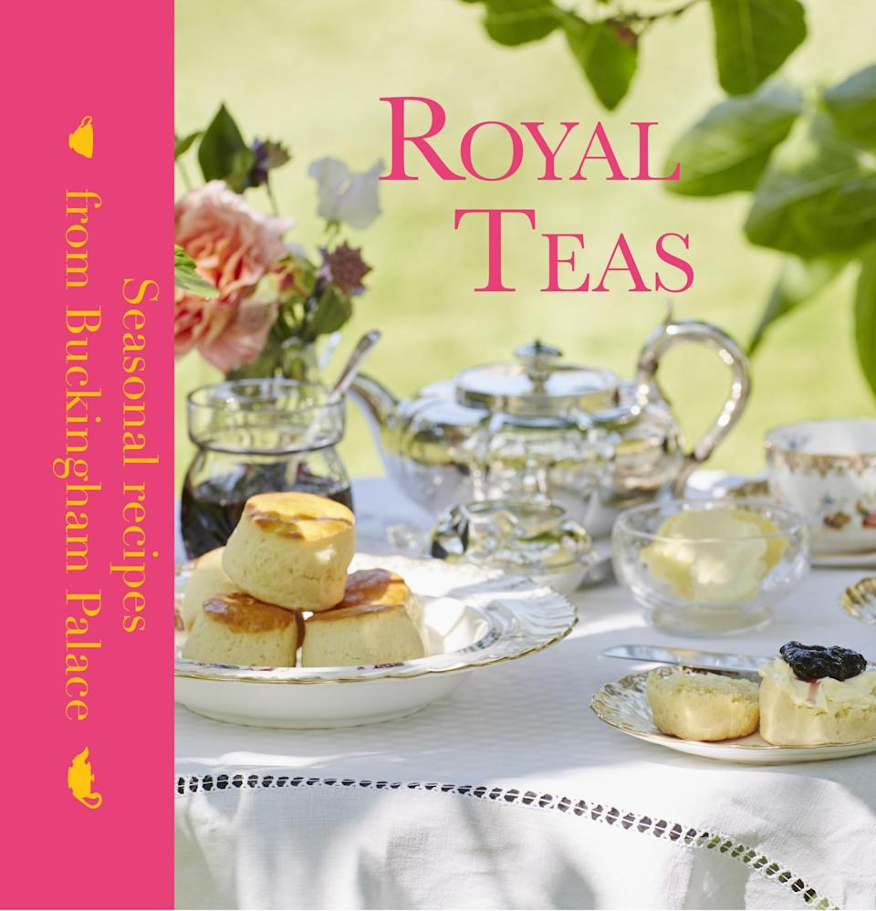 <p>Here's a sneak peek at some of the recipes.<br><i>[Photo: Royal Collections Trust]</i> </p>