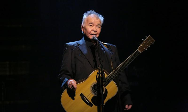 Singer-songwriter John Prine is in critical condition after suffering a sudden onset of Covid-19 symptoms.