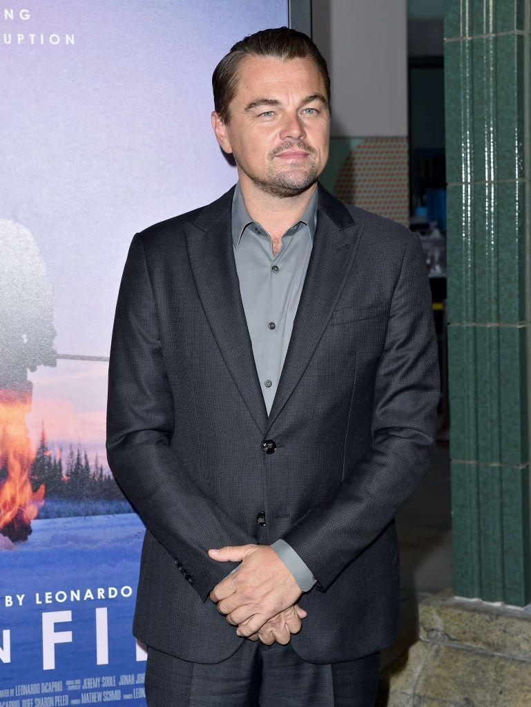 """<p>Not only is Leo still acting and (finally) winning a well-deserved Oscar, but he's also very vocal about climate change. He founded the <a href=""""https://www.leonardodicaprio.org/"""" rel=""""nofollow noopener"""" target=""""_blank"""" data-ylk=""""slk:The Leonardo DiCaprio Foundation"""" class=""""link rapid-noclick-resp"""">The Leonardo DiCaprio Foundation</a> to help save the planet. </p>"""