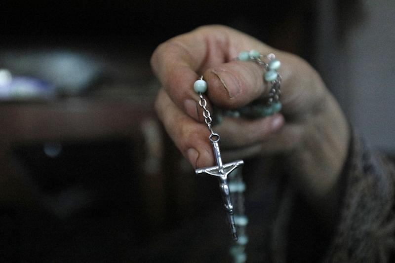 Billedresultat for rosary to syria