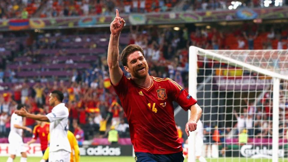 Xabi Alonso   Alex Livesey/Getty Images