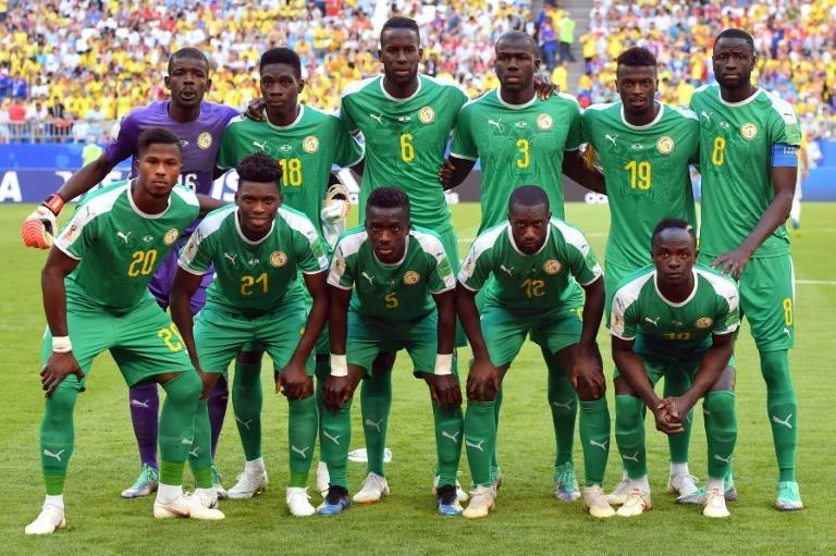 Senegal are the only African team among the top 20 in the FIFA November world rankings