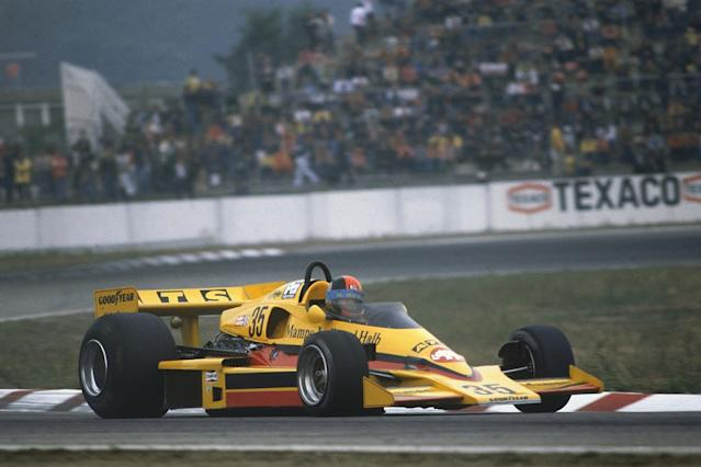 Video: Eight drivers who started just one F1 race