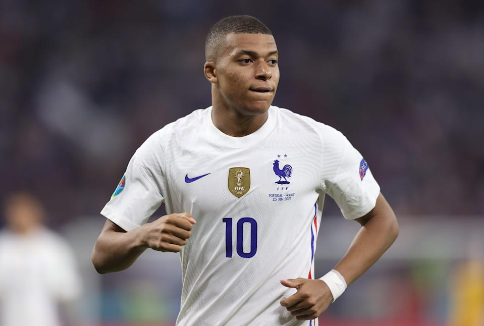 """Kylian Mbappe and France won Group F - the """"Group of Death"""" - and are favorites to win UEFA Euro 2020."""