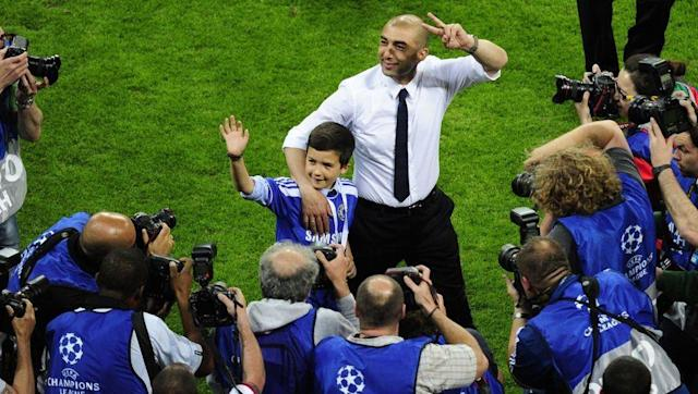 <p>Roberto Di Matteo was appointed caretaker manager of Chelsea in March 2012 after the dismissal of Andre Villas-Boas. The post was temporary until the end of the season, when the situation would be looked at again depending on how the Italian had done. </p> <br><p>During those three months, Di Matteo afforded himself legendary status at Stamford Bridge. He immediately overturned a 3-1 deficit against Napoli in the last 16 of the Champions League, a remnant of the Villas-Boas era, and this was followed up with an epic semi-final victory against Barcelona, including a 2-2 draw at the Camp Nou.</p> <br><p>In May of 2012, Di Matteo's Chelsea side beat Liverpool 2-1 in the FA Cup Final, then even more incredibly, the Blues won the Champions League Final in a penalty shoot out against Bayern Munich in the Allianz Arena. </p> <br><p>Chelsea are still the only London club to win the trophy.</p>