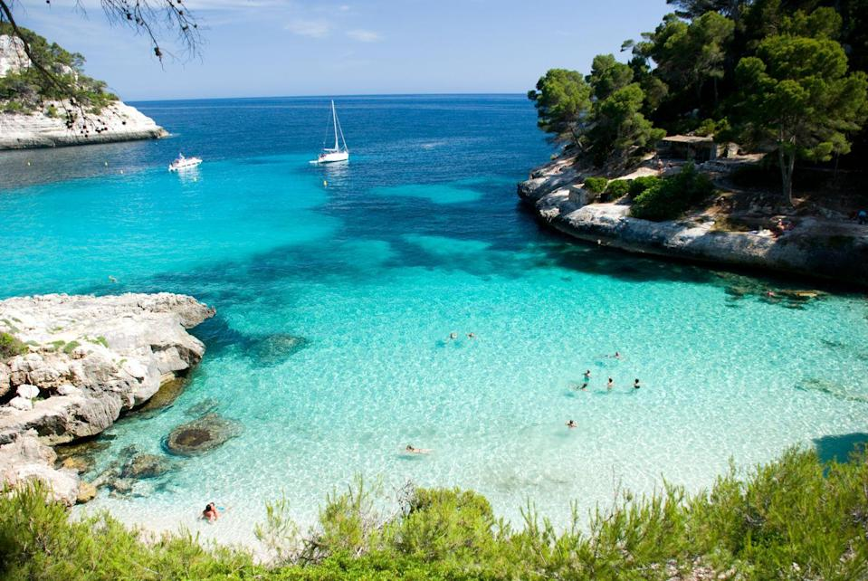 """<p><a href=""""https://www.gov.uk/foreign-travel-advice/spain"""" rel=""""nofollow noopener"""" target=""""_blank"""" data-ylk=""""slk:Entry requirements and travel advice for Spain"""" class=""""link rapid-noclick-resp"""">Entry requirements and travel advice for Spain</a></p><p>With the beaches of the Balearics, history of the mainland cities and unique cultural traditions, we never tire of Spain. A perfect way to see the country this September is by sailing around Spain and Morocco on stylish new ship Golden Horizon. You'll visit Andalusian port city Cadiz, Moroccan port Tangier and get a taste of Menorca and Mallorca, with three days at a hotel in Mallorca so you can relax on the beaches and explore the culture.</p><p><strong>Prima's 11-day Spanish cruise on Golden Horizon departs on 7th September 2021. </strong></p><p><a class=""""link rapid-noclick-resp"""" href=""""https://www.primaholidays.co.uk/tours/southern-spain-morocco-majorca-palma-beach-tradewinds-cruise"""" rel=""""nofollow noopener"""" target=""""_blank"""" data-ylk=""""slk:FIND OUT MORE"""">FIND OUT MORE</a></p>"""