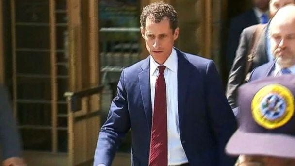 Anthony Weiner pleads guilty: 'I have a sickness'