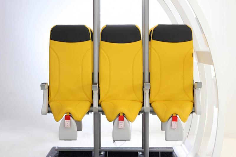The seat could increase capacity by 20 per cent (Avio Interiors)