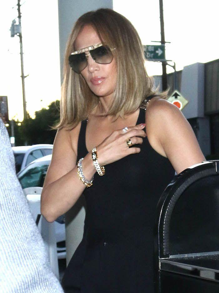 The J Lo Capsule Wardrobe Everything She S Wearing On Repeat Right Now