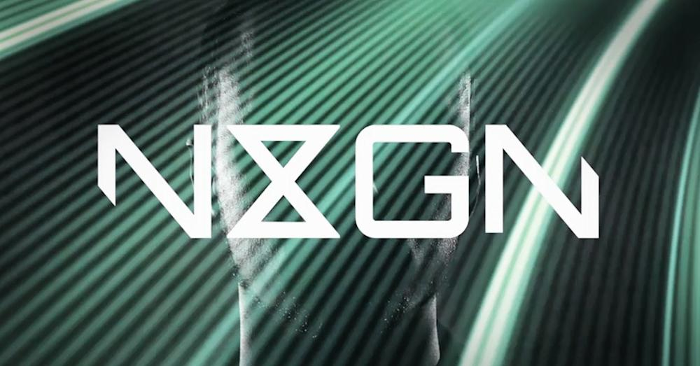 NxGn Embed Image Letters