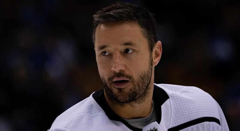 The Los Angeles Kings signing Ilya Kovalchuk in his mid-30s following five seasons in the KHL hasn't paid dividends. (Photo by Julian Avram/Icon Sportswire via Getty Images)