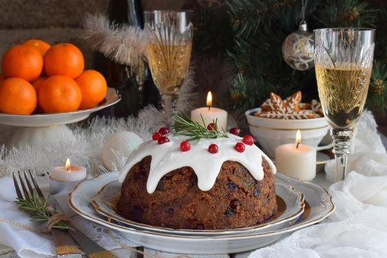 Christmas pudding is tradition in Britain (Stock)
