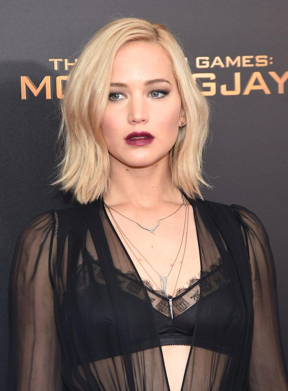 """<p>Lawrence's first reaction to seeing the 2017 horror film wasn't the best. Lawrence told <em><a href=""""http://variety.com/2017/scene/vpage/mother-jennifer-lawrence-1202558854/"""" rel=""""nofollow noopener"""" target=""""_blank"""" data-ylk=""""slk:Variety"""" class=""""link rapid-noclick-resp"""">Variety</a></em>, """"I was really shaken. My first reaction [to seeing the film] was that we took it too far,"""" said Lawrence. """"But then after the images died down a little bit, [the movie's] exactly what we're supposed to be doing and what we need to be doing. We have a message and if we watered it down to make people comfortable then what's the point? Why even make it?""""</p>"""