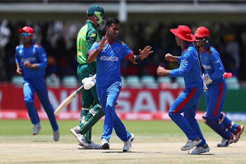 Under-19 World Cup | New Zealand Beat Sri Lanka in Thriller, Afghanistan Top Group With Win