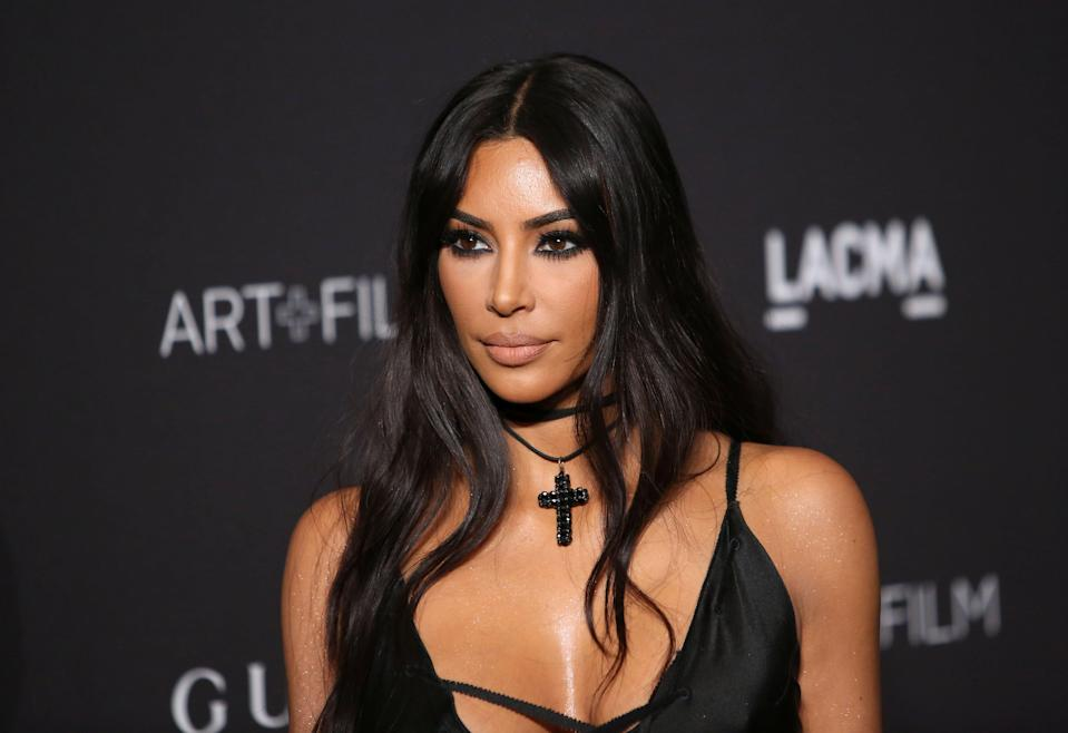 Kim Kardashian addresses concerns her outfit wasn't appropriate for visit to Vatican (Getty Images)