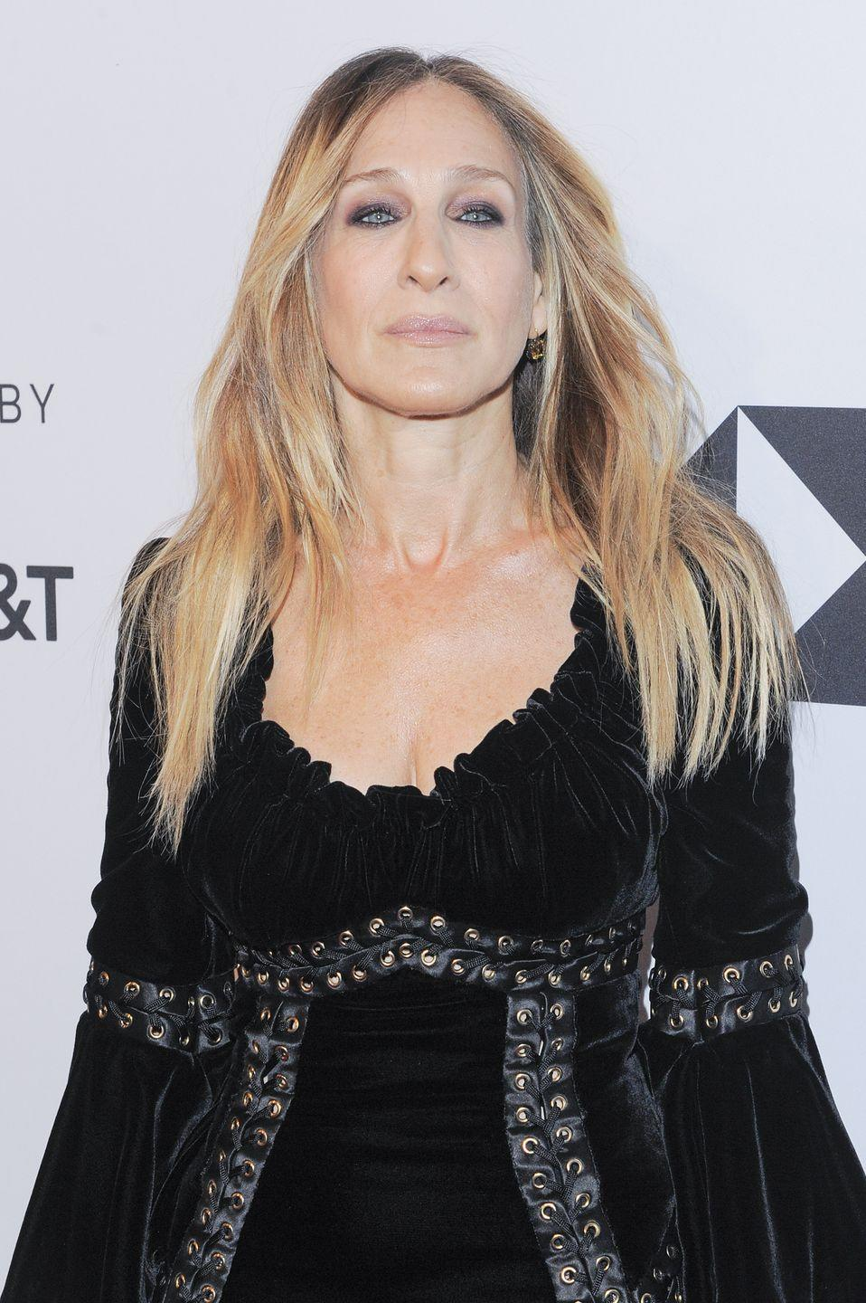 """<p>Parker commented again on the situation and her relationship with Cattrall at the 2018 Tribeca Film Festival. """"I'd just like to remind everybody that there is no catfight,"""" she told <a href=""""http://www.vulture.com/2018/04/sarah-jessica-parker-on-sex-and-the-city-friendships.html"""" rel=""""nofollow noopener"""" target=""""_blank"""" data-ylk=""""slk:Vulture"""" class=""""link rapid-noclick-resp""""><em>Vulture</em></a> at the premiere of <em>Blue Night</em>. """"I have never uttered an unkind, unsupportive, unfriendly word, so I would love to redefine it. I also want to remind everybody that there were four women on the set and I spent equal time with all of them, so this was not a set with two women who didn't get along. I've always held Kim's work in high regard and always appreciative of her contributions. If she chooses not to do the third movie, there's not a lot I can do to change her mind and we must respect it. That's the only thing I've ever said about it, you know?""""</p>"""