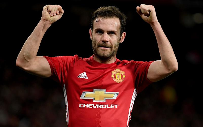 Players like Juan Mata could be vulnerable under the new rules - 2017 Getty Images