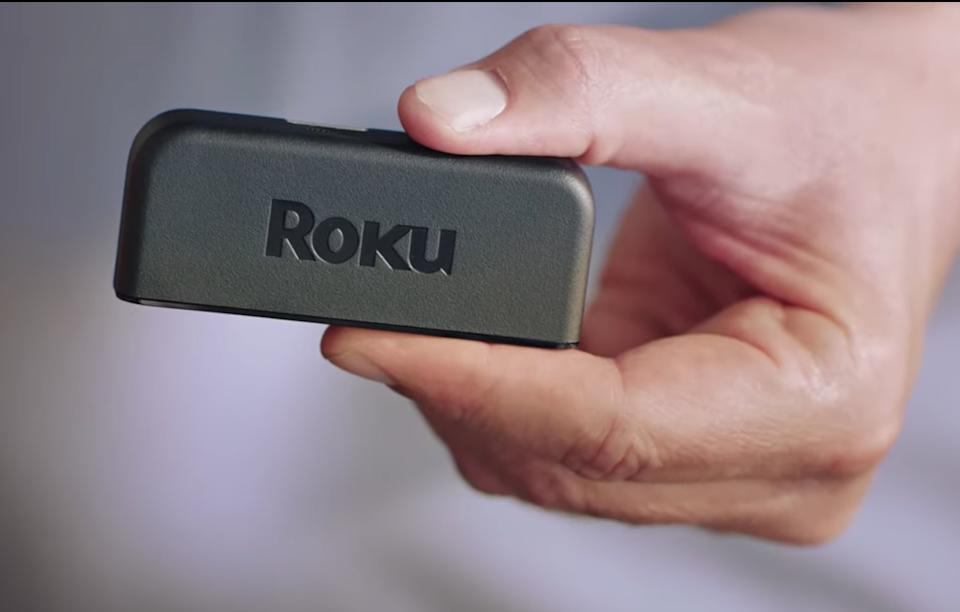 This is what an endless well of movies and shows looks like.  (Photo: Roku)