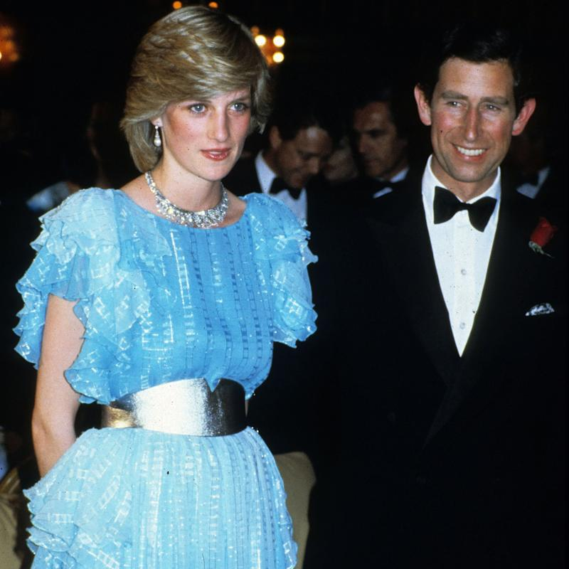 Princess Diana and Prince Charles Only Went on 12 Dates Before Getting Engaged