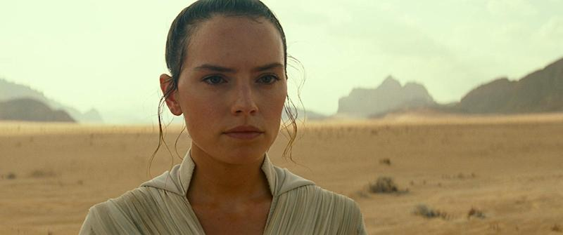 Daisy Ridley talks her Star Wars future