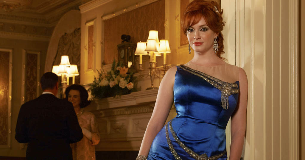 Joan Harris (Christina Hendricks) - Mad Men - Season 6
