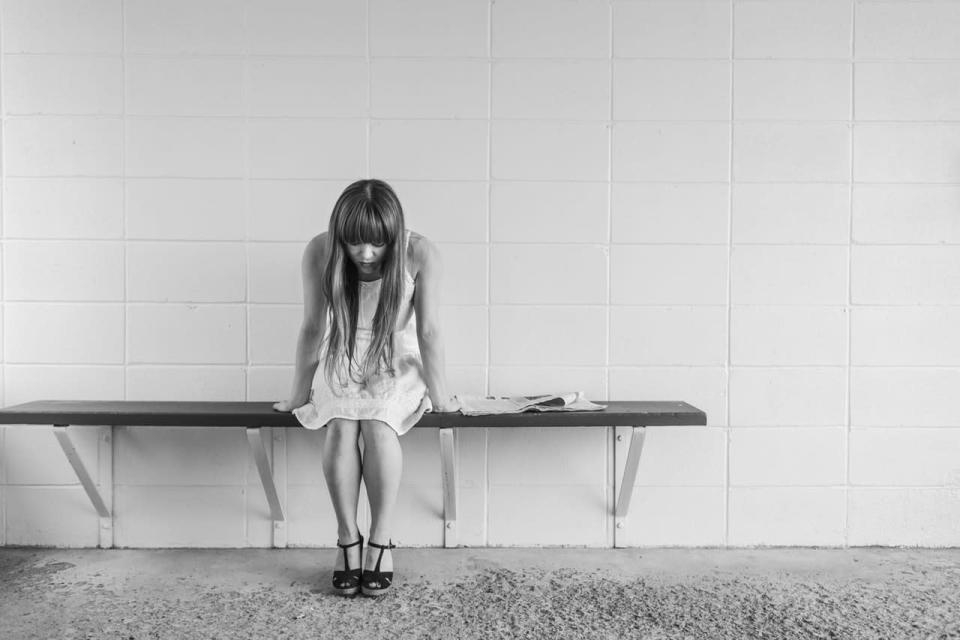 Though the overall suicide rate has dropped in the UK, figures suggest the level for young women is at a 20 year high [Photo: Gratisography via Pexels]