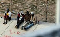 Migrants filled important gaps in employment in Libya under Moamer Kadhafi and a recent tentative stabilisation of the country makes some hopeful that jobs could again be more plentiful